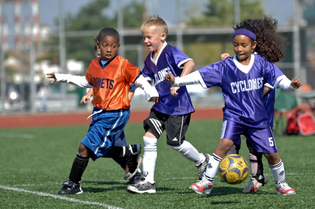 Kids' Soccer Kick-off